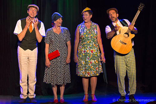 barber shop quartet, groupe vocal, spectacle, chanson, humour musical, comedie